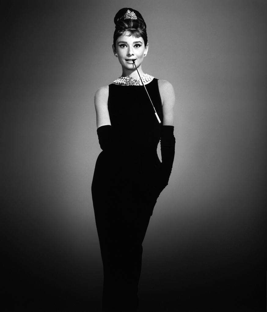 Audrey Hepburn em Bonequinha de Luxo: 5, 6 e 9 de julho