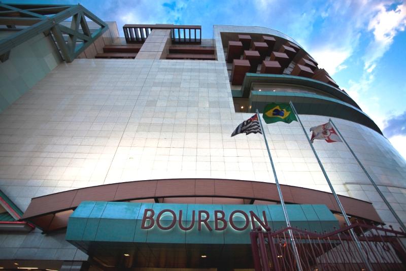 Fachada do Shopping Bourbon