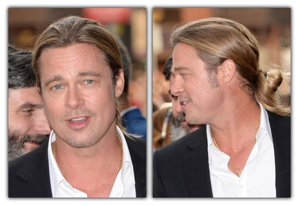 Brad Pitt (Foto: Reprodução)