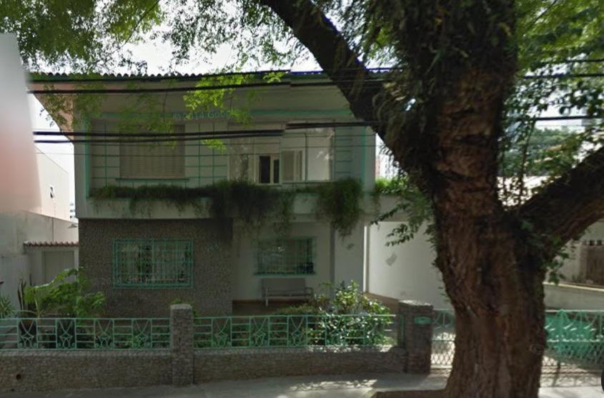 Unidade em Perdizes: um antigo casarão na Rua Piracuama, 155 (Foto: reprodução Google Street View)