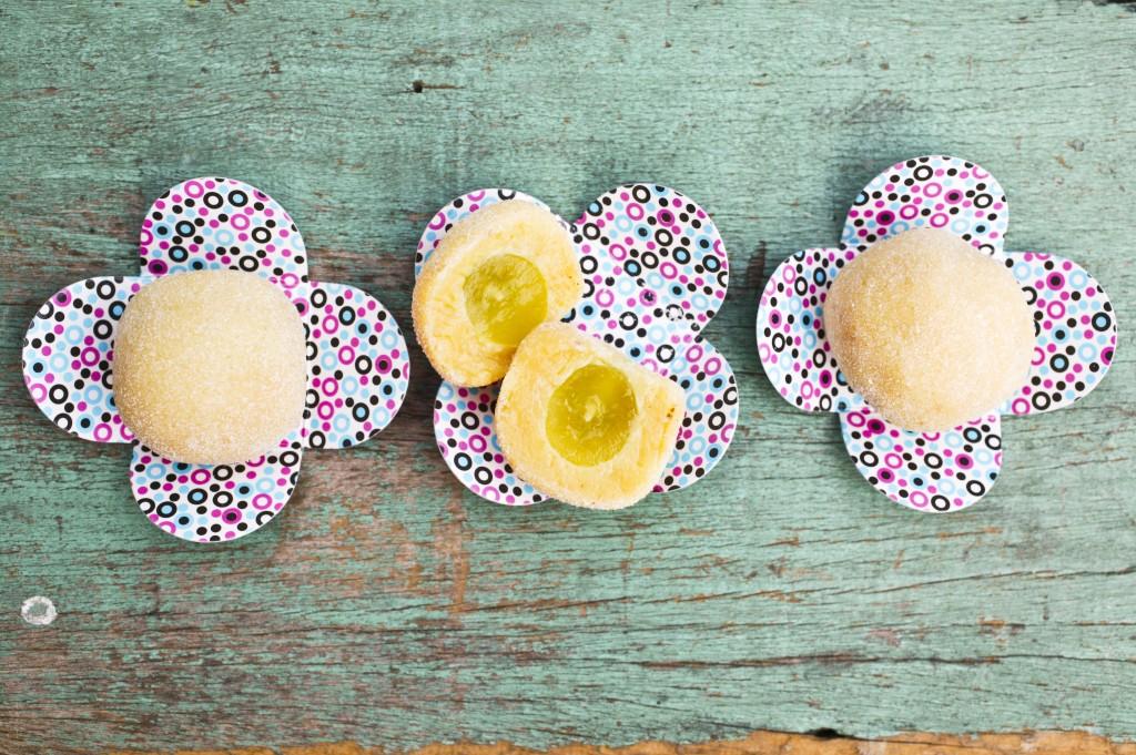 Brigadeiro branco recheado de uva: R$ 5,40 (Foto: Mario Rodrigues)
