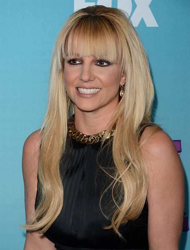 Britney Spears - Franja