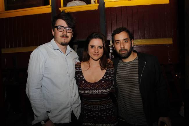BTNK - Ian Haudenschild, Marco Assub e Mariana Bastos