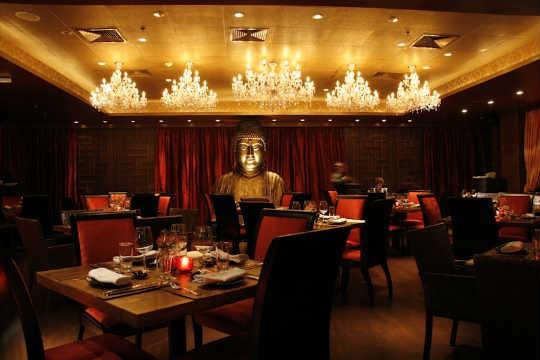 Salão do Buddha Bar, após reforma