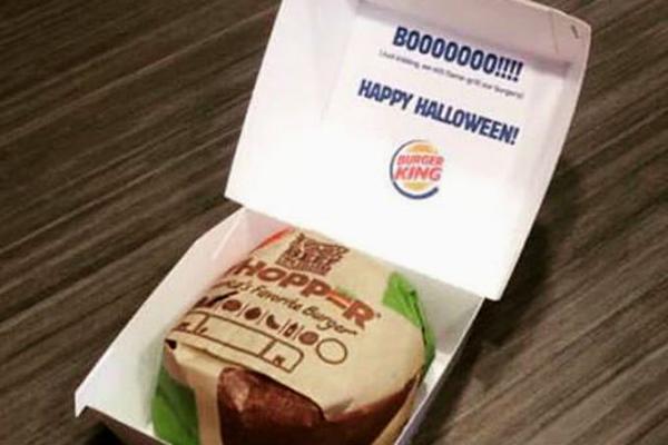 Burger King – lanche