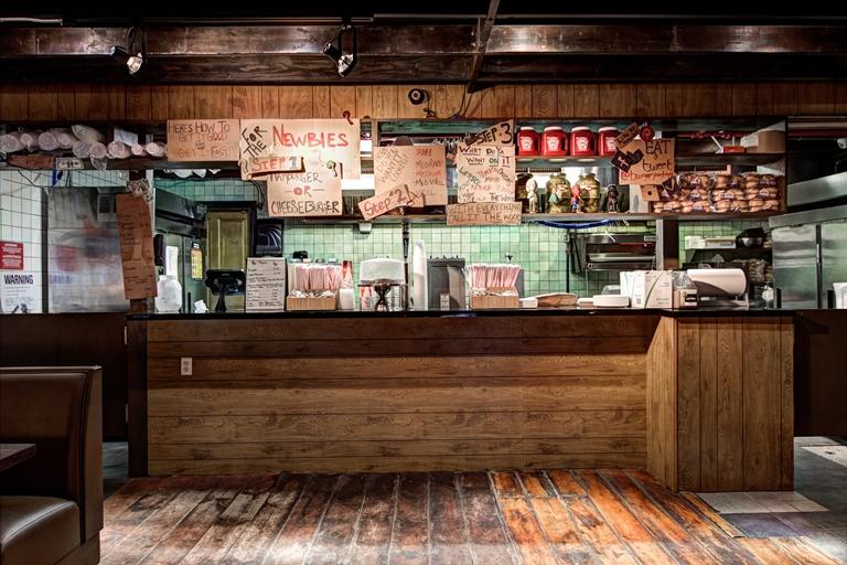 Modelo para a filial paulistana: o restaurante no interior do hotel Le Park Meridien