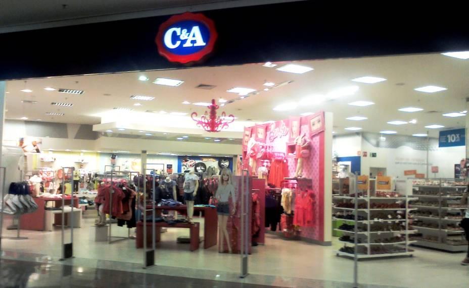 Unidade localizada no Shopping Eldorado