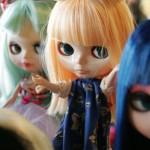 As bonecas chegam a custar 8 000 dólares: elas não são vendidas em lojas brasileiras (Foto: Fernando Moraes)