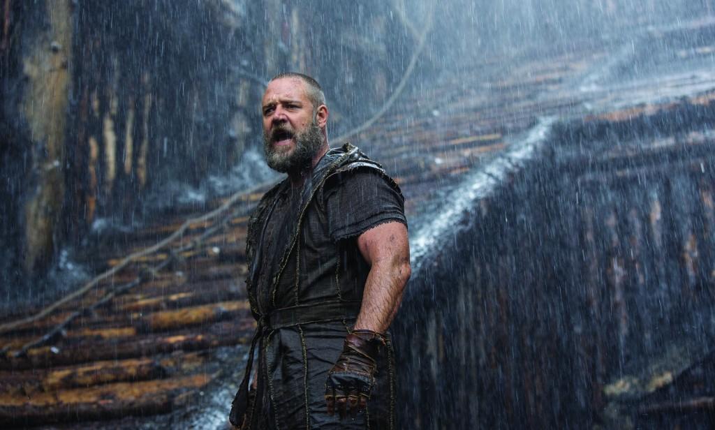 Russell Crowe interpreta Noé