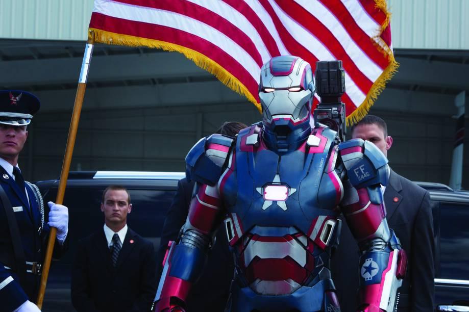 Homem de Ferro 3: herói será testado mais uma vez