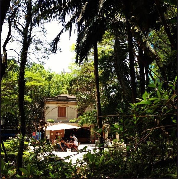 Caffè Ristoro Casa das Rosas