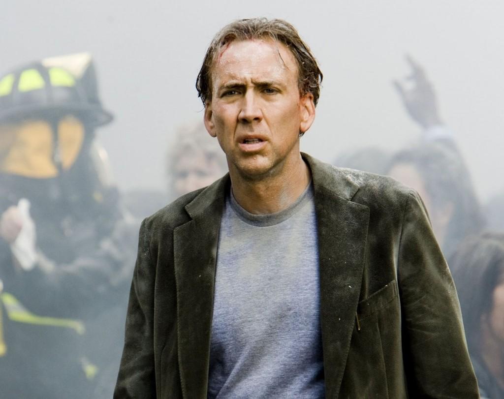 Nicolas Cage concorre a pior ator por O Apocalipse