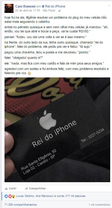 Rei do iPhone