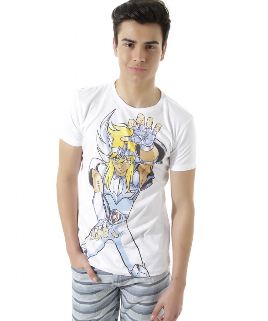Camiseta tamanho infantil (numeração do 6 ao 16): R$ 29,90 (Foto: Divulgação)