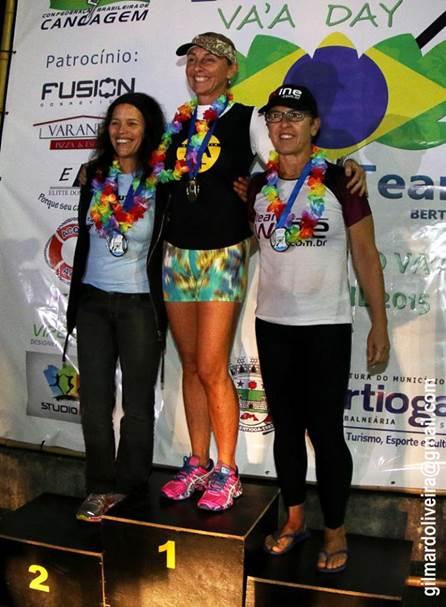 Segunda etapa campeonato brasileiro, em Bertioga