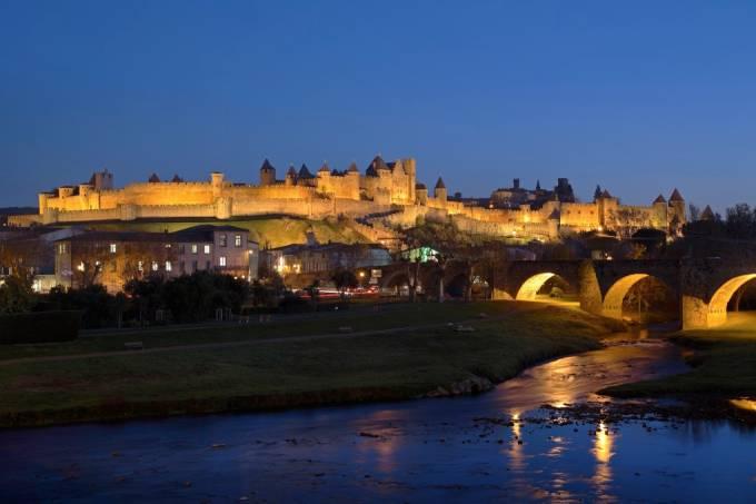 CitŽ de Carcassonne