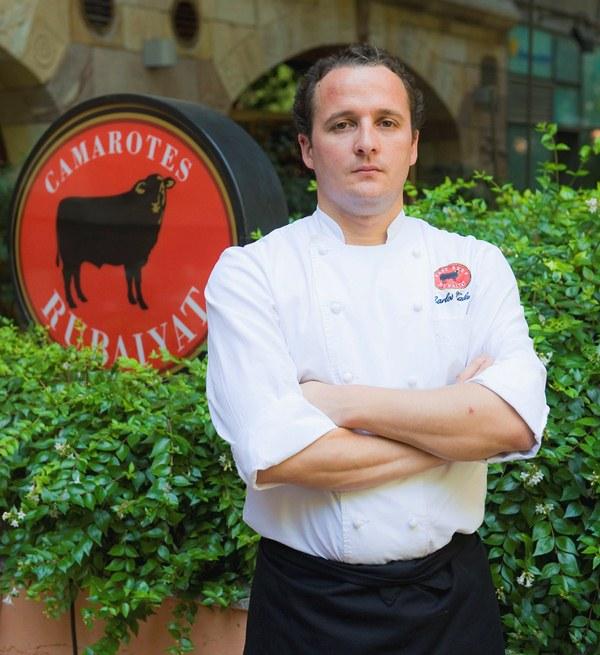 Valenti: novos chef executivo dos restaurantes Rubaiyat no Brasil e na Espanha