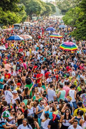 Carnaval de rua - Ricardo D'Angelo