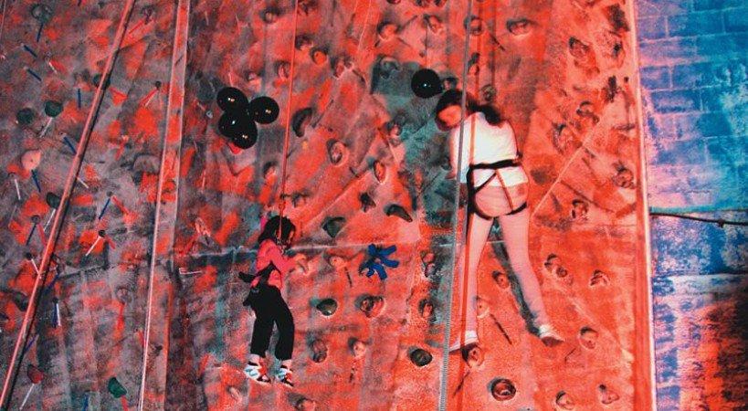 Casa de Pedra: escalada e muita adrenalina