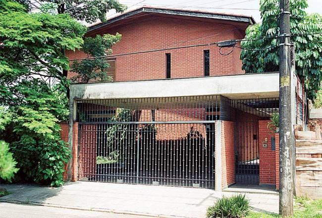 casa na Rua Cuba