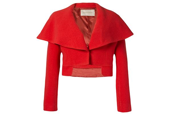 casaco de lã giuliana romanno