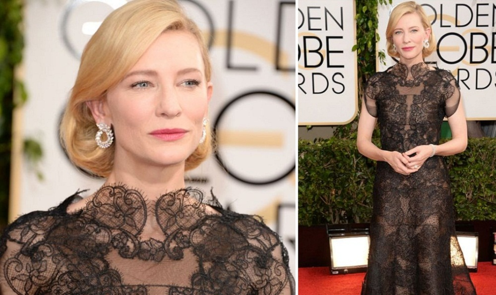Cate Blanchett - Golden Globe 14