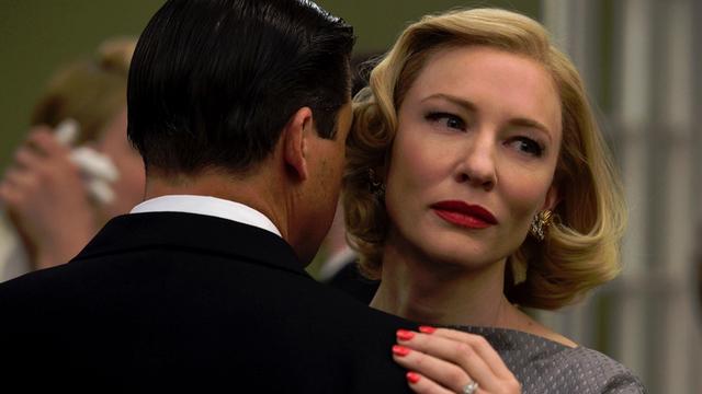 Cate Blanchett concorre por 'Carol'