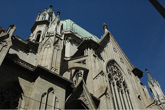 Catedral da Sé: destino religioso mais popular de São Paulo