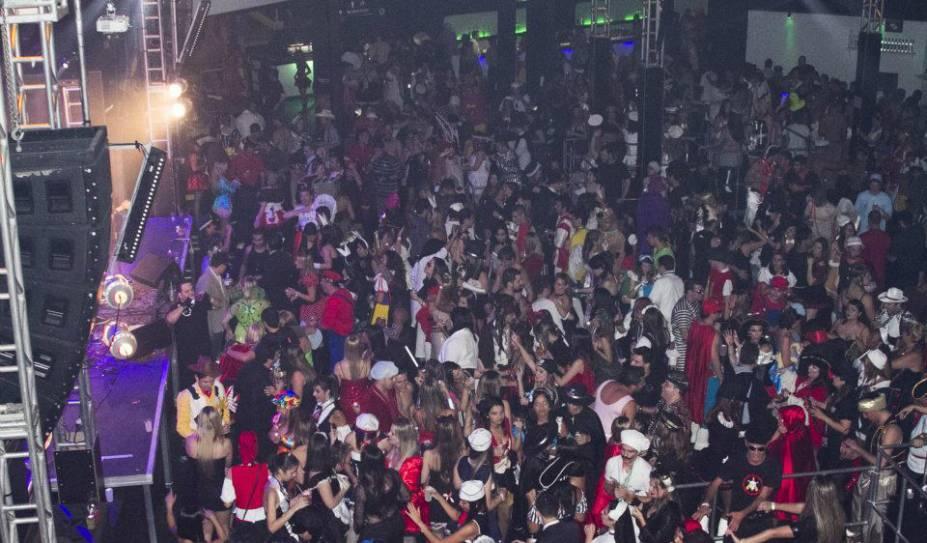 Festa do Caxorro Loco: público de 5 mil pessoas