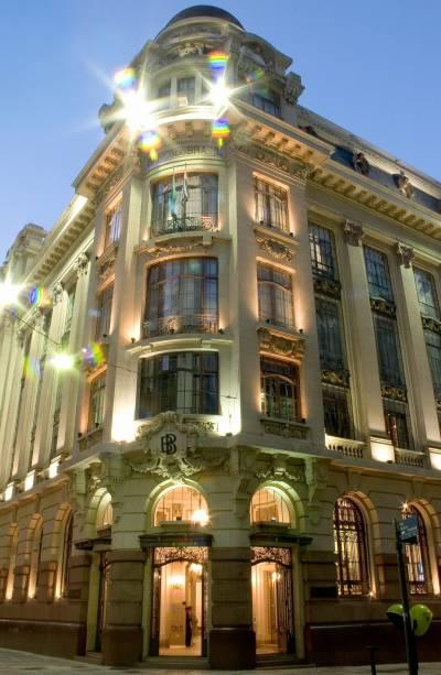 Centro Cultural Banco do Brasil: edifício neoclássico construído em 1901