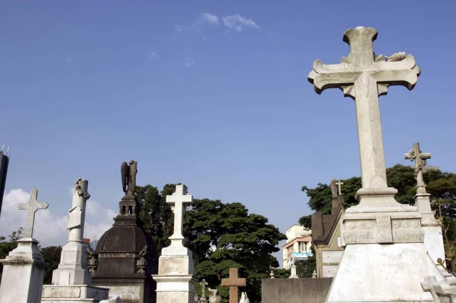 Cemitério da Consolação: a necrópole mais antiga de São Paulo possui centenas de esculturas
