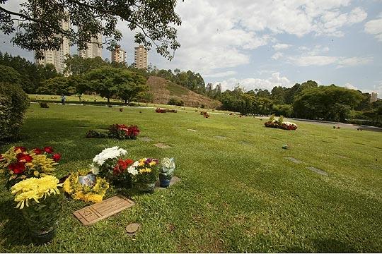 Cemitério do Morumby é onde Ayrton Senna foi enterrado Foto 2