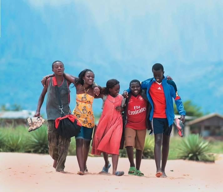 Na estrada: 5.000 quilômetros de Ruanda até Johannesburgo