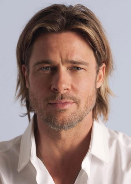 Brad Pitt para a Chanel (Foto: Divulgação)