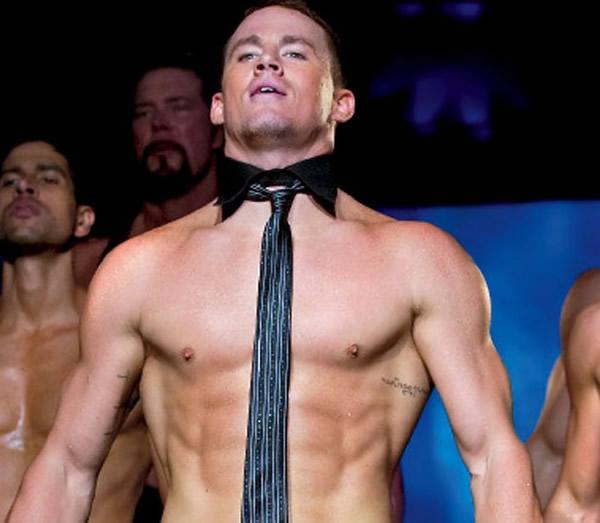 A história real de Channing Tatum como stripper foi contada em Magic Mike