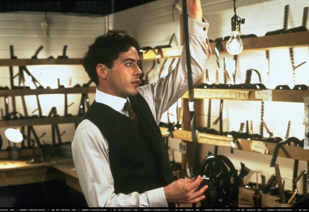 Robert Downey Jr. foi indicado ao Oscar pelo papel em Chaplin