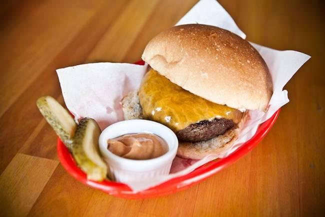Meats - cheeseburguer