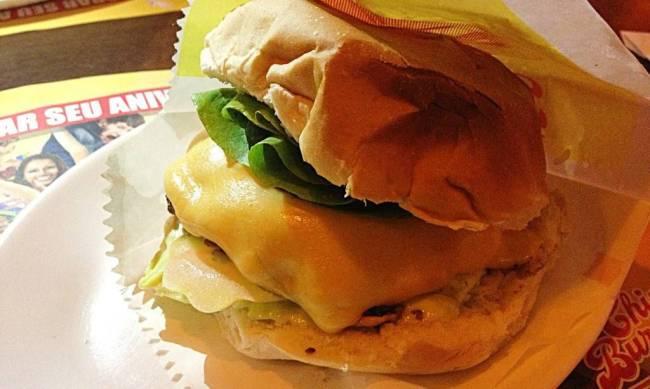 Chips Burger - hamburguer