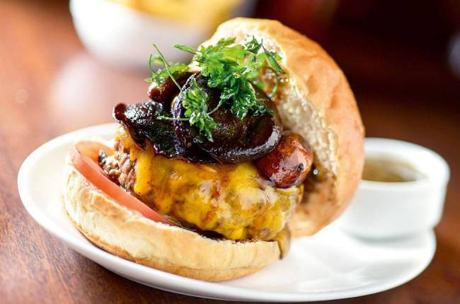Chip's Burger