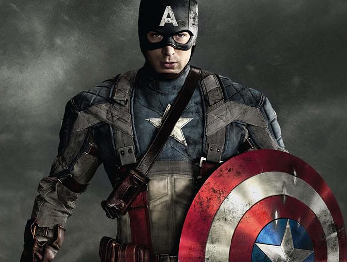 Chris Evans é o protagonista de Capitão América 2... e 3 (!)