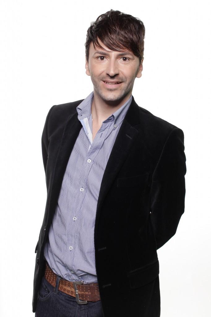 Cris Moreno, vencedor da segunda temporada do programa Desafio da Beleza (Foto: Tricia Vieira)