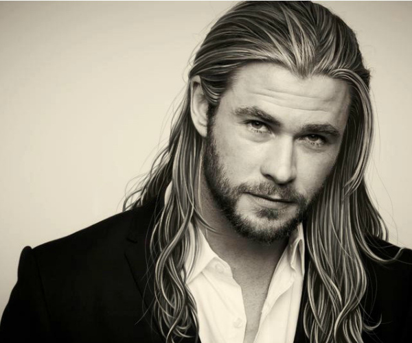 Chris Hemsworth, o Thor