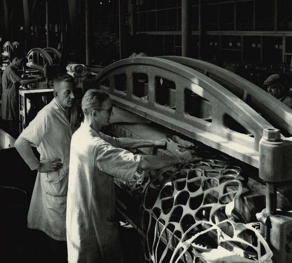 Companhia Clark de Calçados: fundada no início do século XX, chegou a produzir 20 000 sapatos por mês (Foto: Divulgação)