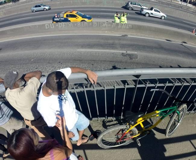 Ciclista - Fernão Dias