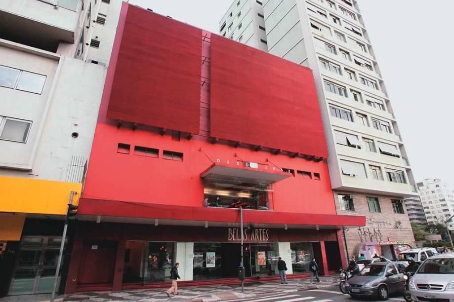 Sem destino certo: Cine Belas Artes continua sua busca por um novo local