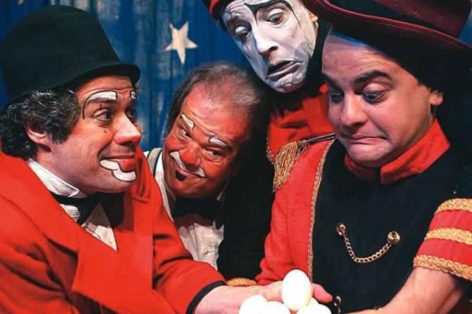 Parlapatões: Clássicos do Circo