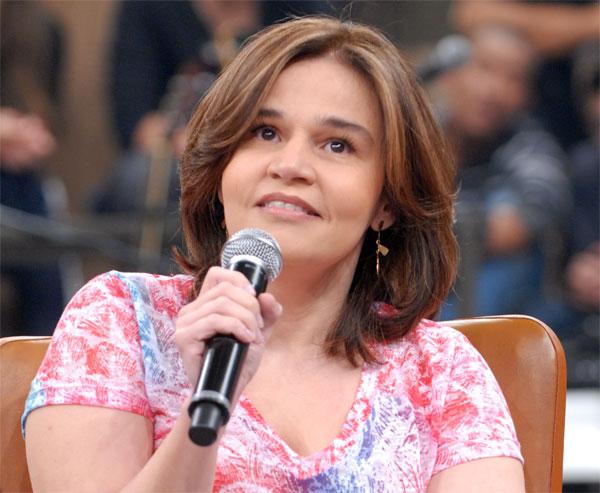 Atriz teve um surto da doença no dia do meu aniversário (Divulgação/Globo)