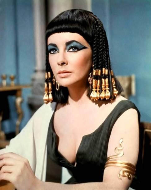 Elizabeth Taylor em Cleópatra: um dos clássicos de Joseph Mankiewicz