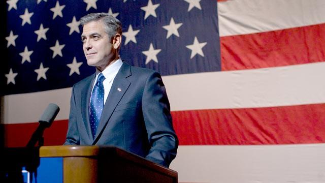 George Clooney para presidente dos Estados Unidos. O que você acha?