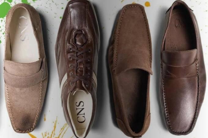 CNS – sapatos
